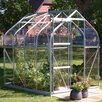 Vitavia Orion 1.9m x 2.6m Greenhouse with Toughened Glass