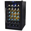 NewAir 28 Bottle Single Zone Freestanding Wine Refrigerator