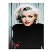 Amrita Singh Marilyn 1952 Wrapped Photographic Print on Canvas