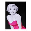 Amrita Singh Marilyn 1958 Wrapped Photographic Print on Canvas