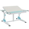 """Kid2Youth 40"""" W Writing Desk with Drawer"""