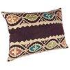 Karma Living Applique Sun Kissed Lumbar Pillow (Set of 2)