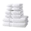 Textrade Zero Twist 6 Piece Towel Set