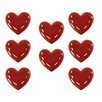 Novus Imports Novus Imports Large Love Hearts Graphic Art