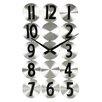 Novus Imports Novus Imports Multi Disc Wall Clock