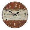 Novus Imports Novus Imports 33cm Champ Elysees Wall Clock