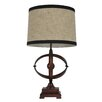 "Decor Therapy 28.5"" H Table Lamp with Empire Shade"