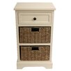 Decor Therapy Montgomery 3 Drawer Storage Chest