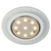 Steinhauer 1 Light Flush Ceiling Light