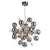 Naeve Leuchten 10 Light Cluster Pendant