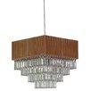 Naeve Leuchten Decor 1 Light Design Pendant