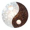 Näve Leuchten Wandleuchte 1-flammig Yin and Yang
