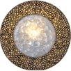 Näve Leuchten Halbmond-Wandleuchte 1-flammig