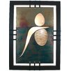 Naeve Leuchten Decorative Picture Elements Framed Graphic Art