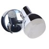 Naeve Leuchten Chromey 26 Light Wall Sconce