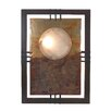 Naeve Leuchten Elements 2 Light Wall Sconce