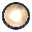 Naeve Leuchten Varius 1 Light Semi Flush Ceiling Light