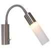 Naeve Leuchten 1 Light Candle Sconce