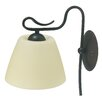 Naeve Leuchten Roma 1 Light Swing Arm Wall Lamp