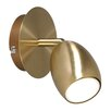 Naeve Leuchten Swing Arm Wall Light