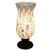 Näve Leuchten 27 cm Tischleuchte Mosaik