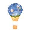 Näve Leuchten 35 cm Lampenschirm Tokio aus Papier