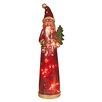 Naeve Leuchten Christmas Santa Claus 20 Light Lamp