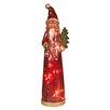 Näve Leuchten Dekofigur Weihnachtsmann