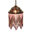 Naeve Leuchten Bella Perla 1 Light Design Pendant