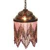 Näve Leuchten Design-Pendelleuchte 1-flammig Bella Perla