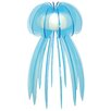 Näve Leuchten 30 cm Tischleuchte Jellyfish
