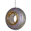 Naeve Leuchten 4 Light Geometric Pendant Lamp