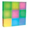 Naeve Leuchten Decorative LED Brick in Multicolour