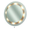 Naeve Leuchten Bath Illuminated Bathroom Mirror