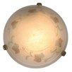 Näve Leuchten Halbmond-Wandleuchte 1-flammig Terra