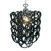 Näve Leuchten Mini-Pendelleuchte 1-flammig Crystallo Decorative