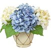 Creative Displays, Inc. Spring Additions Hydrangea Planter