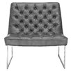 Sunpan Modern Club Toro Tufted Side Chair