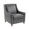 Sunpan Modern 5West Bergamo Arm Chair