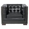 Sunpan Modern Club Voltaire Arm Chair