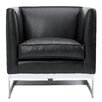Sunpan Modern Club Soho Arm Chair