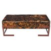 Fashion N You by Horizon Interseas Upholstered Bedroom Bench