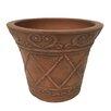 PSW Plastic Pot Planter - Color: Terracotta - Arcadia Garden Products Planters