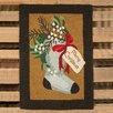 Ragon House Collection Brown/Gray Area Rug