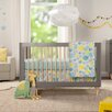 babyletto Tulip Garden 6 Piece Crib Bedding Set