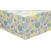 babyletto Tulip Garden Crib Skirt