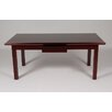 OfficeSource Brunswick Writing Desk with Drawer