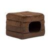 Best Friends By Sheri Flair 2-in-1 Pet Cube Cuddler