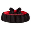 Best Friends By Sheri Cuddler Velvet Royal Nest Dog Bed