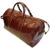 "Floto Imports Milano 20"" Leather Travel Duffel"